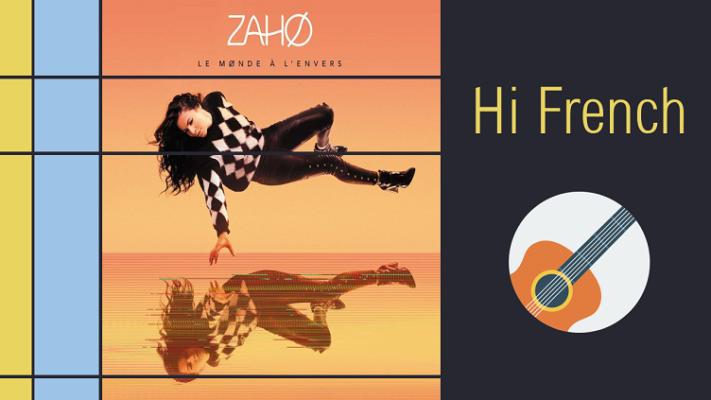 دانلود آلبوم Zaho - Le Monde A L'envers