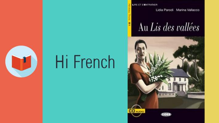 دانلود کتاب داستان فرانسه Au Lis Des Vallees