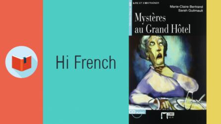 دانلود کتاب داستان فرانسه Mystères au Grand Hôtel