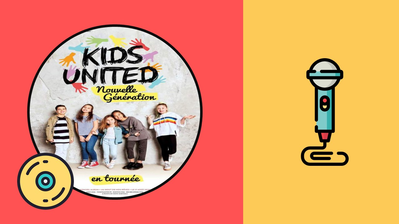 Kids United - Au bout de nos rêves
