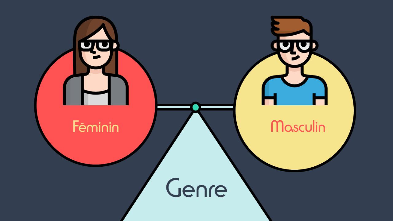همه ی آن چه که درباره اسم در زبان فرانسه باید بدانید - جنسیت اسامی